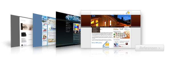 Homepage Webdesign Ansbach Referenzen