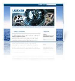 Webdesign Ansbach - Leitner Industrial Endoscopy
